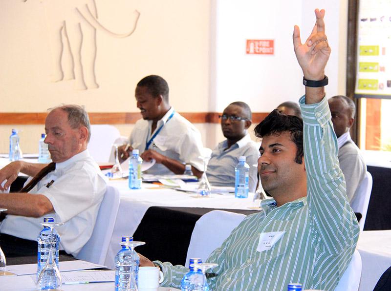 1510 Flexofit Flexo Audience Nairobi Kenya