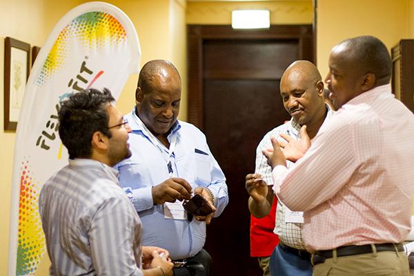 Flexofit Seminar Dar Es Salaam Tanzania 2016 Networking