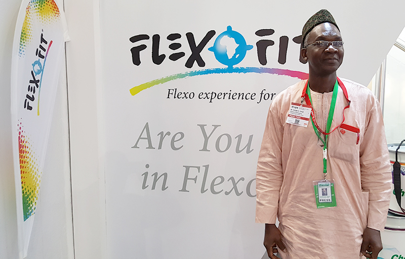 Flexofit Drupa 2016 Ahmed Omah