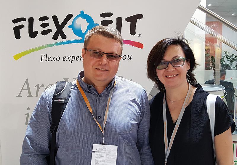 Flexofit Drupa 2016 Company Oleksandr Shynkarenko