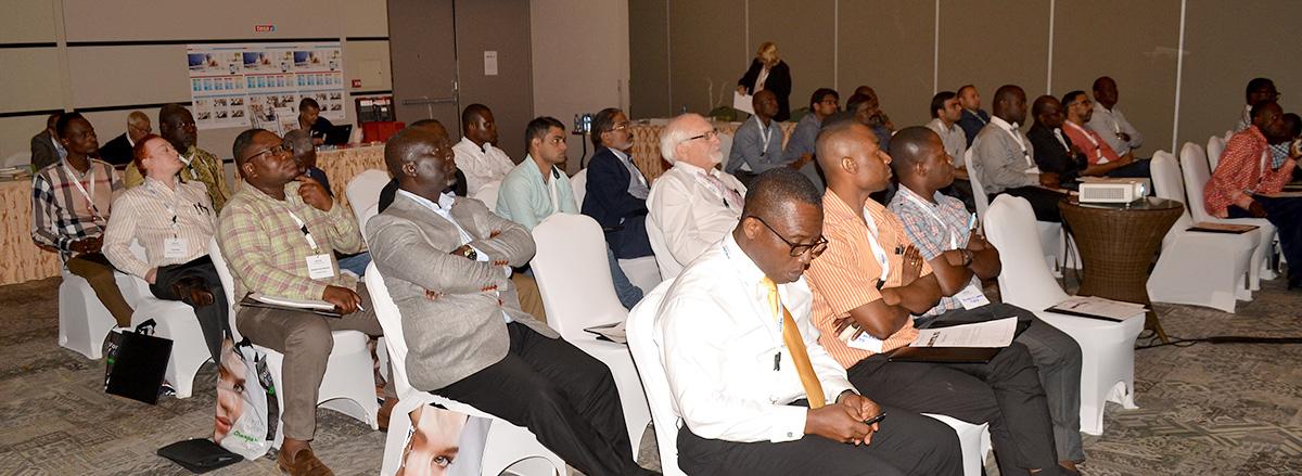 Flexofit Ghana Seminar audience