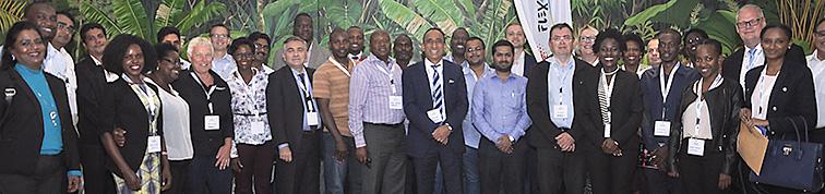 Participants at the Flexofit Uganda Seminar in Kampala