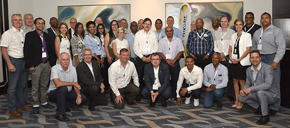 Participants at the Flexofit South Africa Seminar in Durban