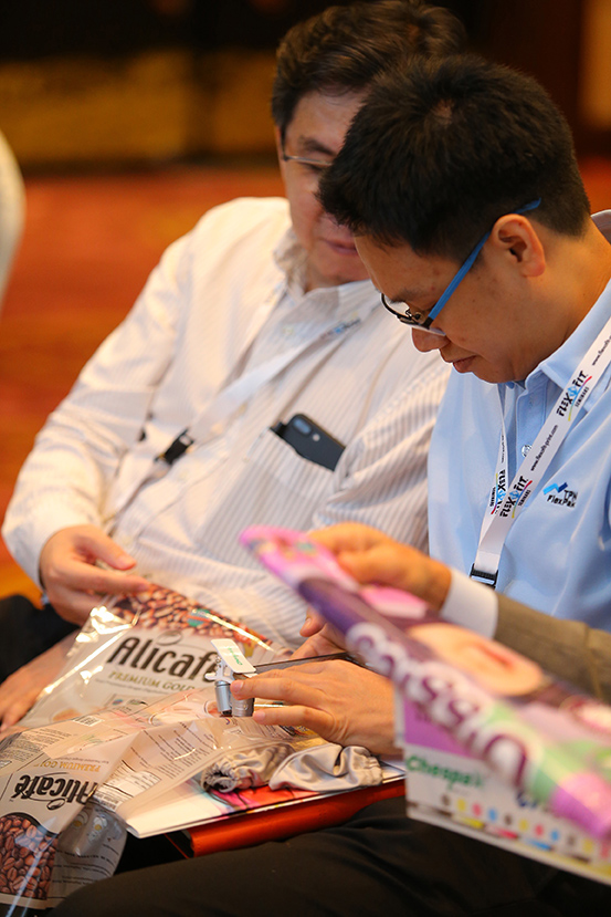 Participants at the Flexofit Vietnam Seminar in Ho Chi Minh City